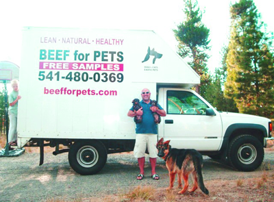 Welcome to Beef For Pets!